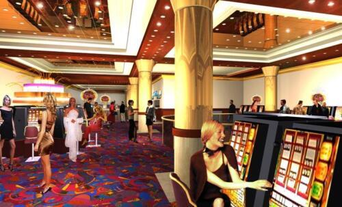 Casino Temuco, Chile (proyecto)