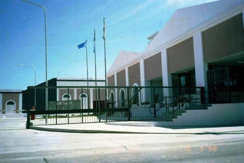 Planta KCK Bernal 1998