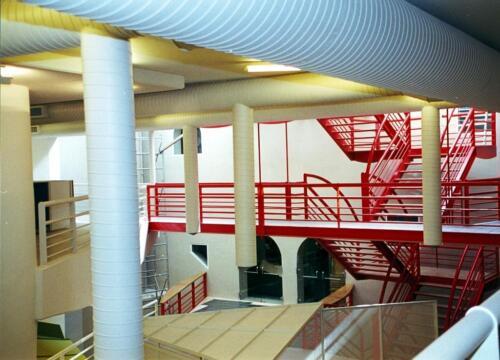 Colegio Escribanos Capital 1997 Estudio Sevi - Clorindo Testa Arq. Estudios Asociados