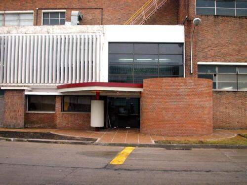 Smurfit Bernal Oficinas Usina 2002
